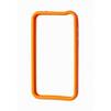 Бампер для Apple iPhone 4, 4S (CD020792) (оранжевый) - Чехол для телефонаЧехлы для мобильных телефонов<br>Плотно облегает корпус и гарантирует надежную защиту от царапин и потертостей.<br>