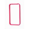 Бампер для Apple iPhone 4, 4S (CD020791) (розовый) - Чехол для телефонаЧехлы для мобильных телефонов<br>Плотно облегает корпус и гарантирует надежную защиту от царапин и потертостей.<br>