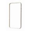 Бампер для Apple iPhone 5, 5S (CD126603) (белый) - Чехол для телефонаЧехлы для мобильных телефонов<br>Плотно облегает корпус и гарантирует надежную защиту от царапин и потертостей.<br>
