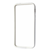 Бампер для Apple iPhone 5, 5S (CD128403) (черный/белый) - Чехол для телефонаЧехлы для мобильных телефонов<br>Плотно облегает корпус и гарантирует надежную защиту от царапин и потертостей.<br>