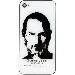 �����-�������� ��� apple iphone 4, 4s (cd122167) (steve jobs) (�����)