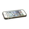 Силиконовый чехол-накладка для Apple iPhone 5, 5S, SE (CD126153) (черный прозрачный) - Чехол для телефонаЧехлы для мобильных телефонов<br>Плотно облегает корпус и гарантирует надежную защиту от царапин и потертостей.<br>