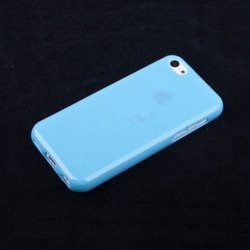 ��������� ����������� �����-�������� ��� apple iphone 5c (acqua lipstick 49049) (�������)
