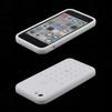 Силиконовый чехол-накладка для Apple iPhone 5C (R0000445) (белый) - Чехол для телефонаЧехлы для мобильных телефонов<br>Плотно облегает корпус и гарантирует надежную защиту от царапин и потертостей.<br>