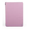 Кожаный чехол-книжка для Apple iPad Air (Hoco HA-L028 Duke R0000851) (розовый) - Чехол для планшетаЧехлы для планшетов<br>Плотно облегает корпус и гарантирует надежную защиту от царапин и потертостей.<br>