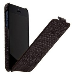 ������� �����-���� ��� apple iphone 5, 5s (borofone bi-l019 crocodile cd126057) (������)