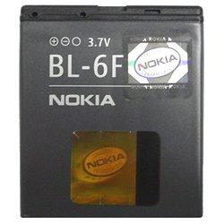 Аккумулятор для Nokia N95 (BL-6F CD000408)