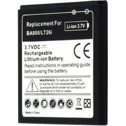 ����������� ��� Sony Xperia V LT25i (BA-800 CD126424)
