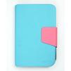 Чехол-книжка для Samsung Galaxy Note 8.0 N5100 (SM000396) (голубой/розовый) - Чехол для планшетаЧехлы для планшетов<br>Плотно облегает корпус и гарантирует надежную защиту от царапин и потертостей.<br>