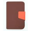 Чехол-книжка для Samsung Galaxy Note 8.0 N5100 (SM000397) (коричневый/оранжевый) - Чехол для планшетаЧехлы для планшетов<br>Плотно облегает корпус и гарантирует надежную защиту от царапин и потертостей.<br>