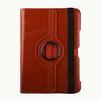 Кожаный чехол-книжка для Samsung Galaxy Note 10.1 N8000 (CD125707) (коричневый) - Чехол для планшетаЧехлы для планшетов<br>Плотно облегает корпус и гарантирует надежную защиту от царапин и потертостей.<br>