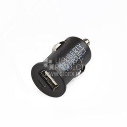 Автомобильное зарядное устройство USB (CD125532) (черный)