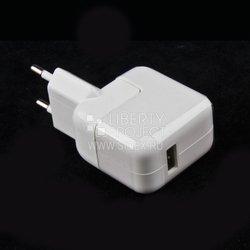 Сетевое зарядное устройство USB (CD123207) (белый)