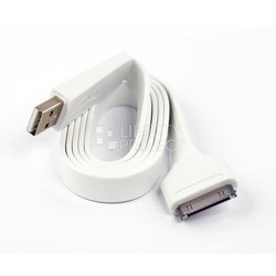 дата-кабель usb - apple 30-pin (cd126238) (белый)