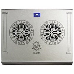 Охлаждающая подставка (ASX ST-YL12+HUB) (серебристый)