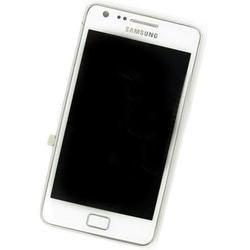 Дисплей для Samsung Galaxy S2 I9100 с тачскрином (CD125916) (белый)