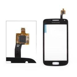 Тачскрин для Samsung Galaxy W I8150 (черный) 1-я категория