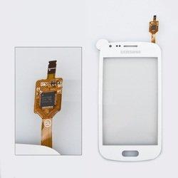 Тачскрин для Samsung Galaxy S Duos S7562 (белый)