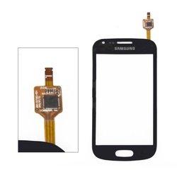 Тачскрин для Samsung Galaxy S Duos S7562 (черный) 1-я категория