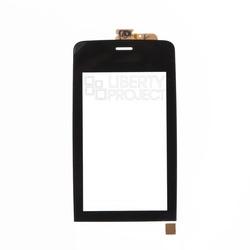 Тачскрин для Nokia Asha 308 (черный)