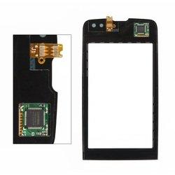 Тачскрин для Nokia Asha 311 (черный)