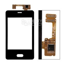 Тачскрин для Nokia Asha 501 (черный) 1-я категория