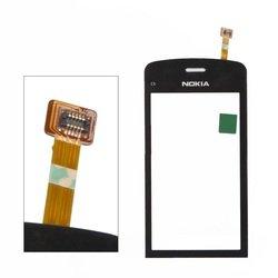 Тачскрин для Nokia C5-03, C5-06 (черный) 1-я категория