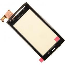 Тачскрин для Sony Ericsson Xperia X10 (черный) 1-я категория