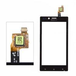 Тачскрин для Sony Xperia J ST26i (черный)