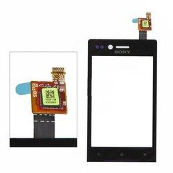 Тачскрин для Sony Xperia miro ST23i (черный)