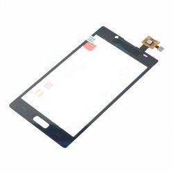 Тачскрин для LG Optimus L7 P705 (черный) 1-я категория