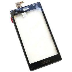 Тачскрин для LG Optimus L9 P765 (черный) 1-я категория