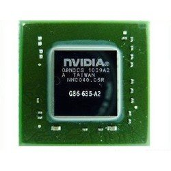Микросхема nVidia GeForce G86-635-A2 2010 (CD017870)