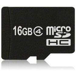 Карта памяти MicroSD 16Gb (SmartBuy CD004582)
