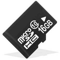 Карта памяти MicroSD 16Гб, Class 10 (Smartbuy CD122106)