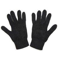 Перчатки для сенсорных экранов (вся поверхность, размер S) (R0000494) (черный)