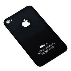 Задняя крышка для Apple iPhone 4S (CD126608) (черный)