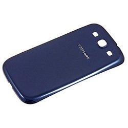 Задняя крышка для Samsung Galaxy S3 i9300 (CD125605) (синяя)