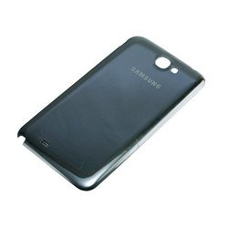 Задняя крышка для Samsung Galaxy Note 2 N7100 (SM001672) (черная)
