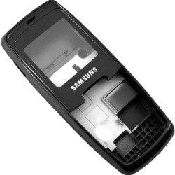 Корпус для Samsung C140 (CD004008) (черный)