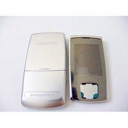 Корпус для Samsung E840 (CD000285) (серебристый)