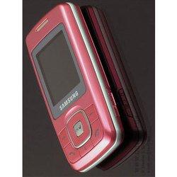 Корпус для Samsung M610 (CD001975) (розовый)