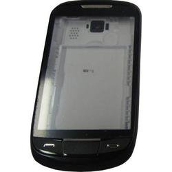 Корпус для Samsung Corby 2 S3850 (CD015141) (черный)