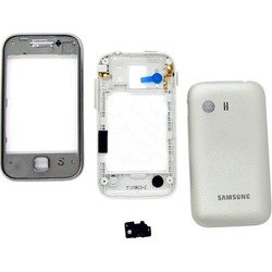 корпус для samsung galaxy y s5360 (cd126635) (белый)