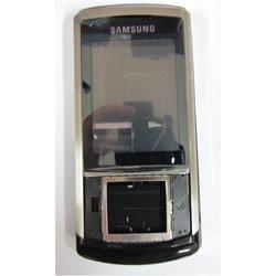 Корпус для Samsung U900 (CD001972) (черный)