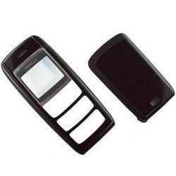 Корпус для Nokia 1600 без средней части (CD000151) (черный)