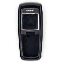 Корпус для Nokia 2600 Classic без средней части (CD001842) (черный)