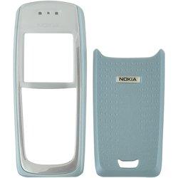 Корпус для Nokia 3120 Classic без средней части (MI000212) (голубой)