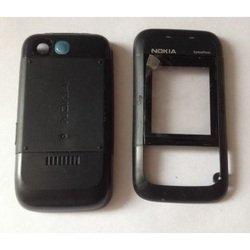 Корпус для Nokia 5200 (CD000158) (черный)