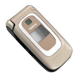 Корпус для Nokia 6085 (CD001845) (шампань)